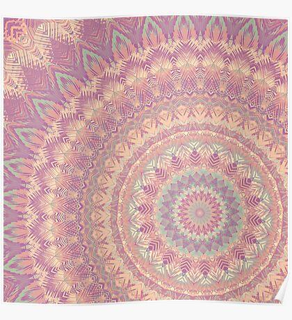 Mandala 058 Poster