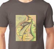 cascading Unisex T-Shirt