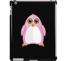 Pink Penguin 2 iPad Case/Skin