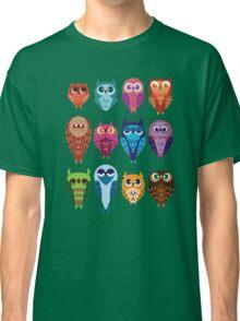A Parliament of Owls II Classic T-Shirt