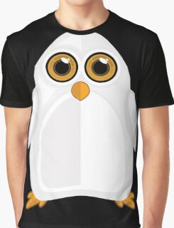 White Penguin 2 Graphic T-Shirt