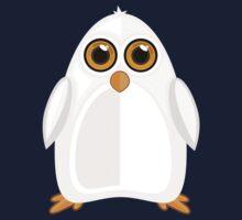 White Penguin Kids Tee