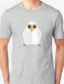 White Penguin Unisex T-Shirt