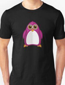 Violet Penguin 2 Unisex T-Shirt