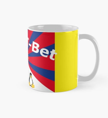 Free IT-Bet 01 Flag Mug
