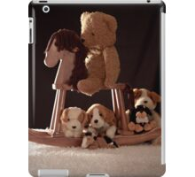 Checking In On the Kids iPad Case/Skin