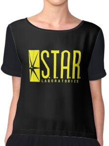 S.T.A.R. Labs Chiffon Top