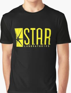 S.T.A.R. Labs Graphic T-Shirt