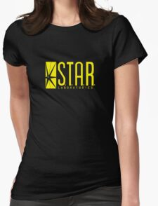 S.T.A.R. Labs Womens Fitted T-Shirt