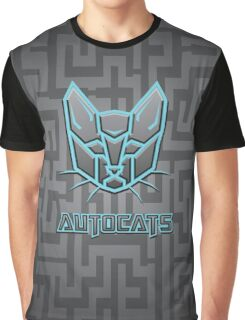 Autocats Transformers Graphic T-Shirt