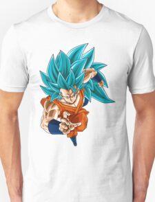 Super saiyan 3 blue T-Shirt