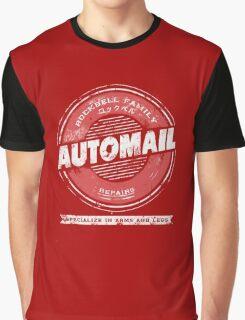 Automail Repairs Graphic T-Shirt