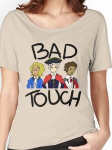 Bad Touch Trio Women's Relaxed Fit T-Shirt