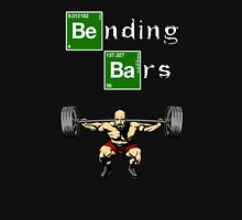 Bending Bars Walter White Gym Motivation Unisex T-Shirt