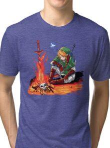 Dark link Tri-blend T-Shirt