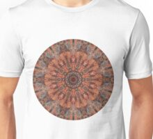 Up in Smoke Mandala Unisex T-Shirt