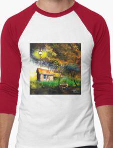 Boat House Men's Baseball ¾ T-Shirt