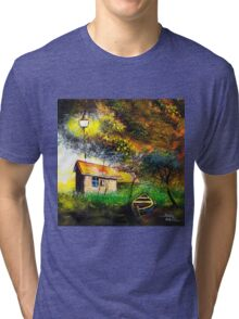 Boat House Tri-blend T-Shirt