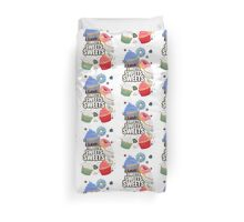 I love Sweets Sweets Sweets Duvet Cover