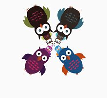 Owl Crowd Unisex T-Shirt