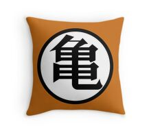 Kanji Throw Pillow