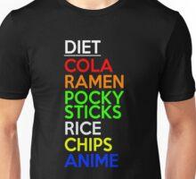 Anime Diet Shirt Unisex T-Shirt