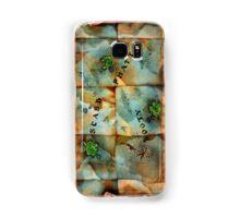 Monkey Island Map Samsung Galaxy Case/Skin