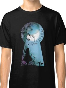 Alice - Through the Keyhole Classic T-Shirt