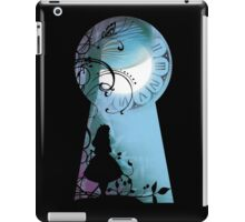 Alice - Through the Keyhole iPad Case/Skin