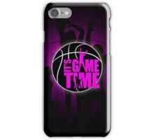 It's Game Time - Pink iPhone Case/Skin