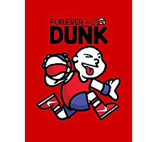 Forever Dunk Photographic Print