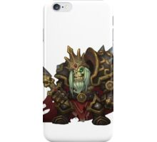 Skeleton King iPhone Case/Skin