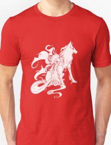Okami - Amaterasu, goddess of sun and light Unisex T-Shirt