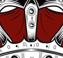 Crown - Red Sticker