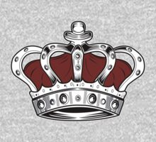 Crown - Red Kids Clothes