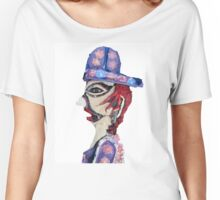 Theatre Officiando Shadow Puppet  Women's Relaxed Fit T-Shirt