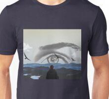 Watching your sunrise Unisex T-Shirt
