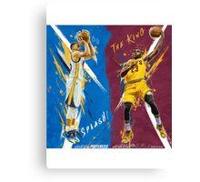 NBA - The Finals 2016 Canvas Print