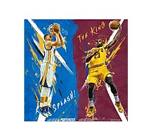 NBA - The Finals 2016 Photographic Print