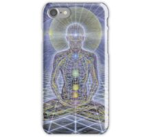 Alex Grey Colourfull 18 iPhone Case/Skin
