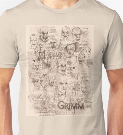 Grimm - Wesen Unisex T-Shirt