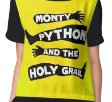 Monty, Python And The Holy Grail Chiffon Top