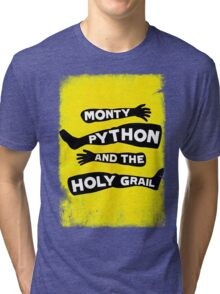 Monty, Python And The Holy Grail Tri-blend T-Shirt