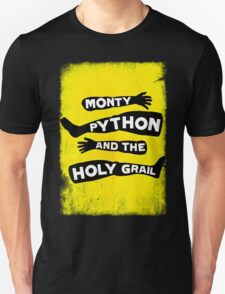 Monty, Python And The Holy Grail Unisex T-Shirt
