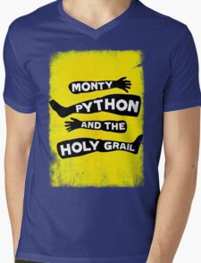 Monty, Python And The Holy Grail Mens V-Neck T-Shirt