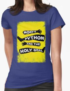 Monty, Python And The Holy Grail Womens Fitted T-Shirt