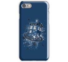 Breaking the Time iPhone Case/Skin