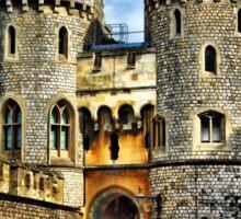Windsor Castle Sticker