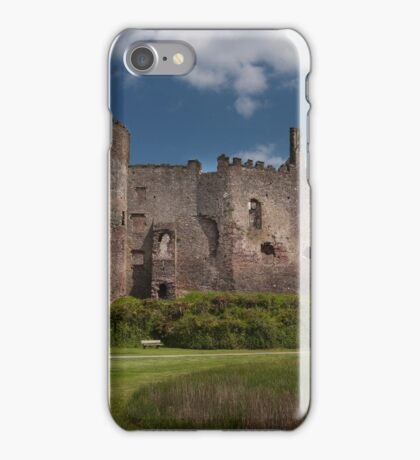 Laugharne Castle iPhone Case/Skin