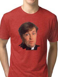 Father Dougal Tri-blend T-Shirt